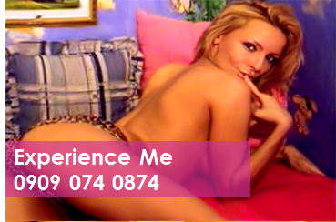 Experience Me 09090740874 Mobile Phone Sexy Talk Line