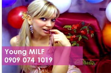 Young MILF 09090741019 Mobile Phone Sexy Talk Line